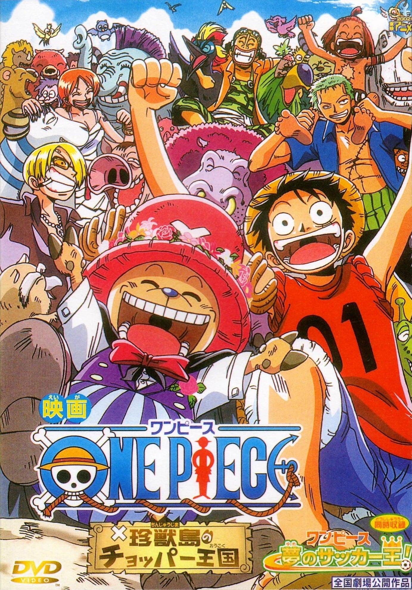 One Piece Special: Die Könige des Fußballs