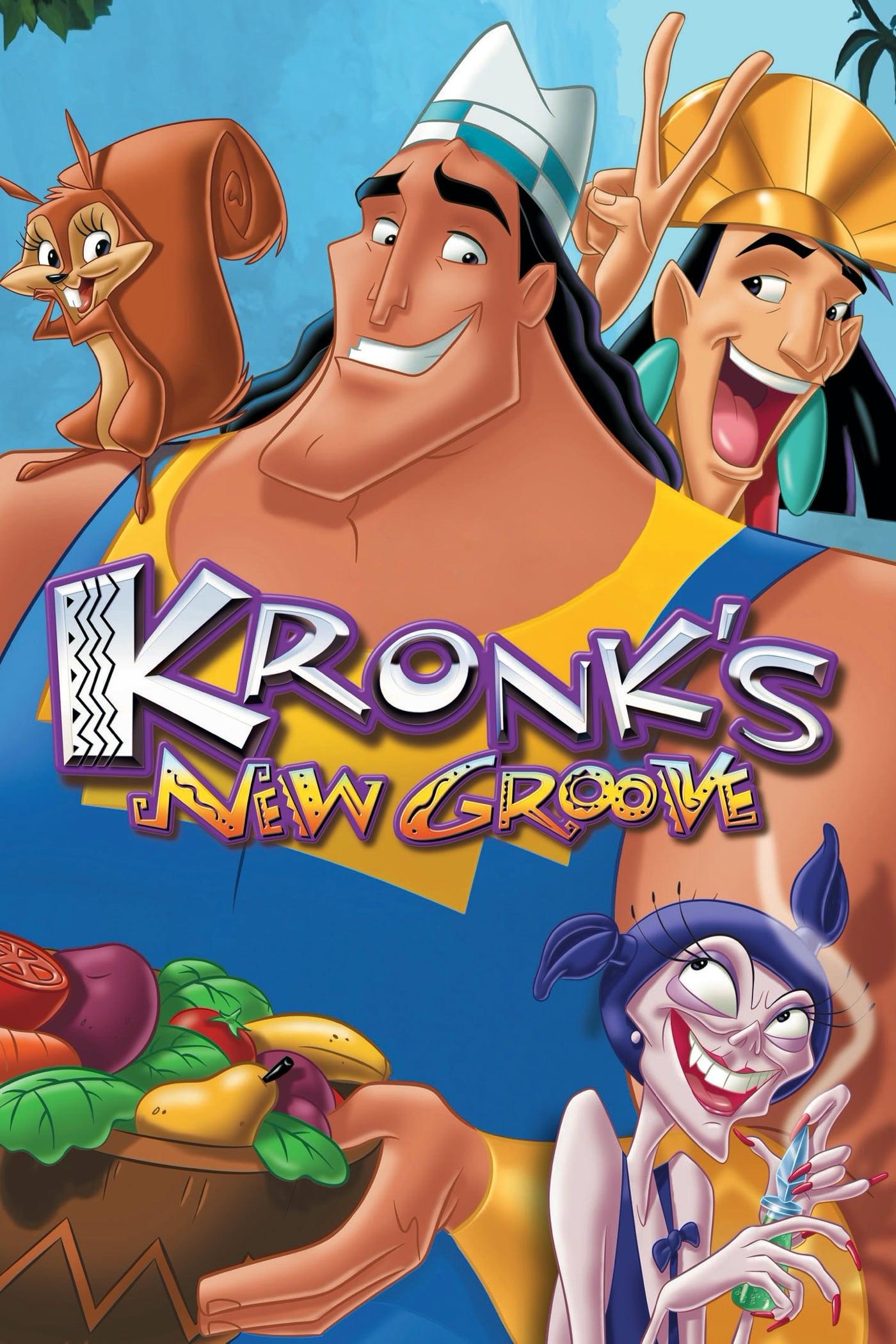 Pacha e o Imperador 2: A Grande Aventura de Kronk