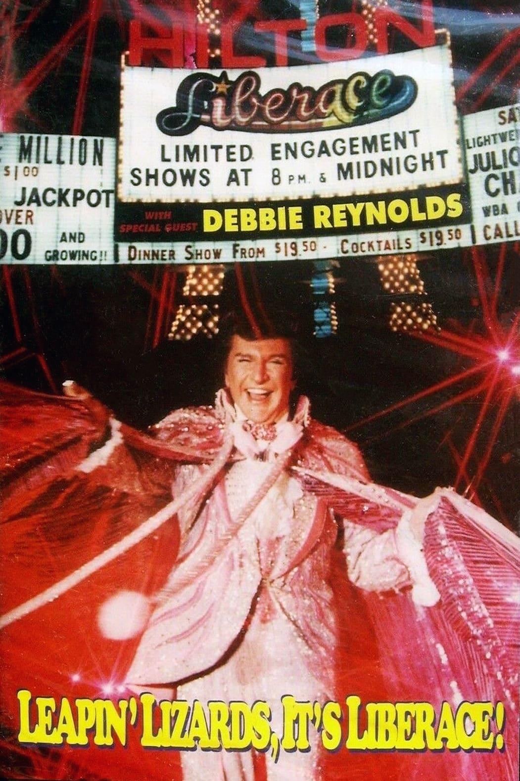 Leapin' Lizards, It's Liberace!