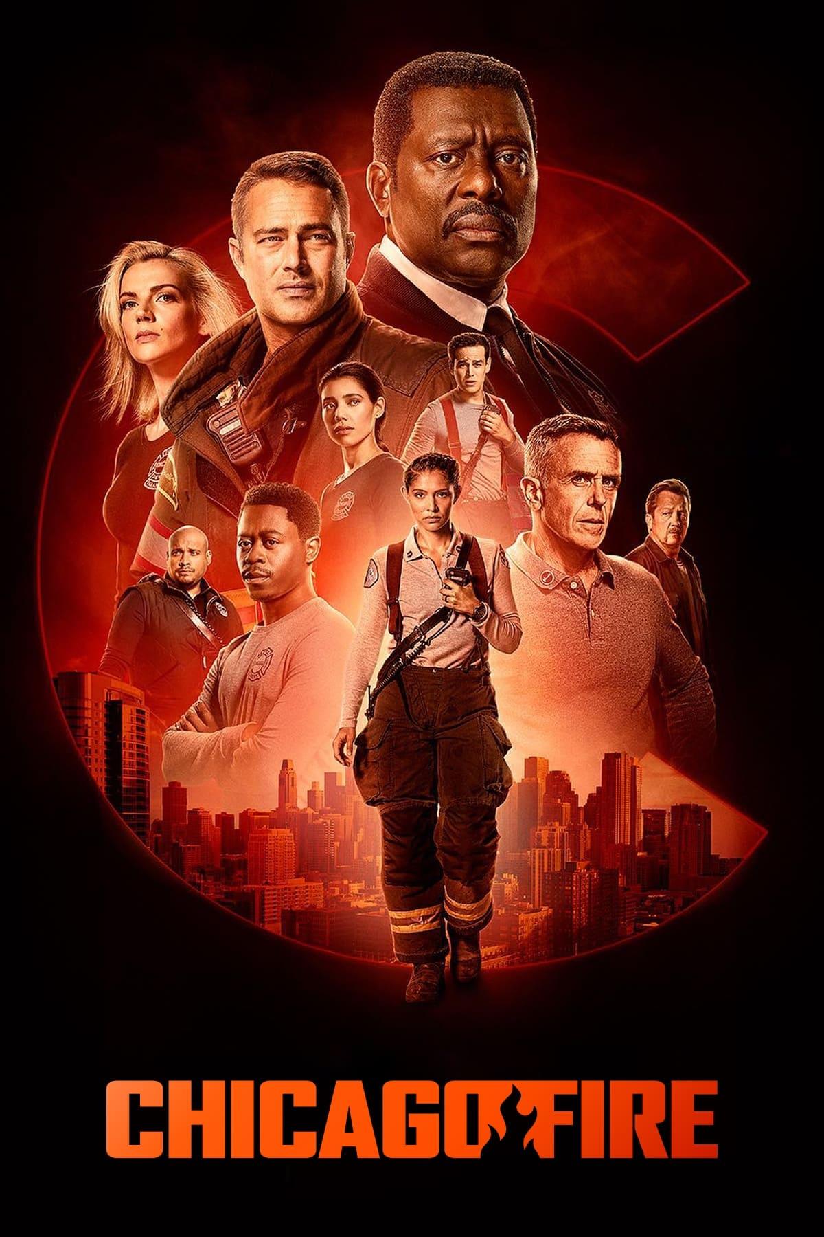 Chicago Fire: Heróis Contra o Fogo