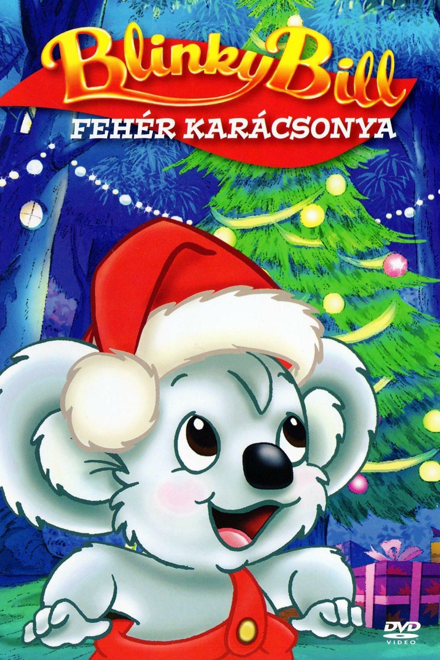 Blinky Bill's White Christmas