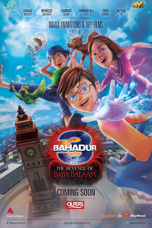 3 Bahadur: The Revenge of Baba Balaam
