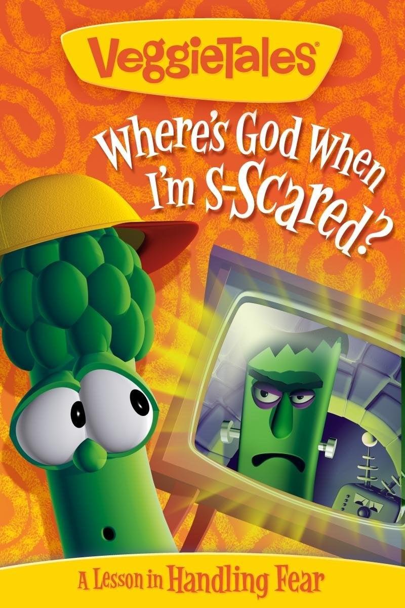 VeggieTales: Where's God When I'm Scared