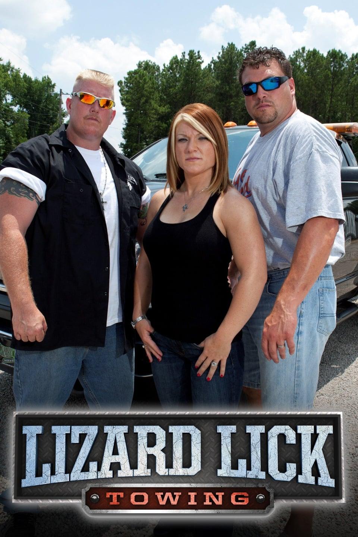 Remorquage à Lizard Lick