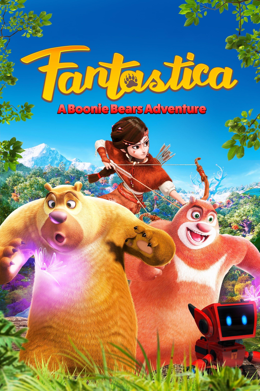 Boonie Bears: Entangled Worlds