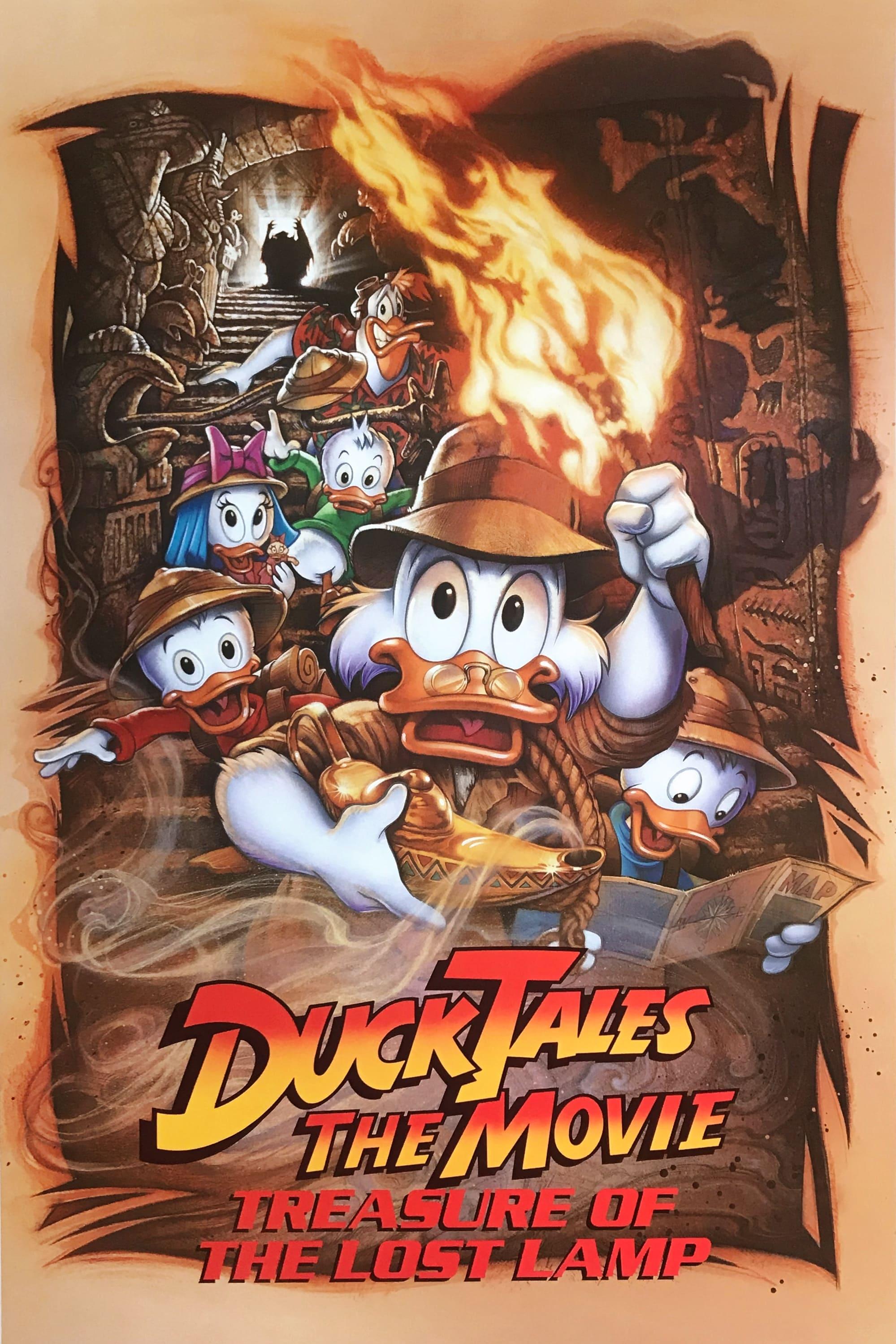 DuckTales: O Filme: O Tesouro da Lâmpada Perdida