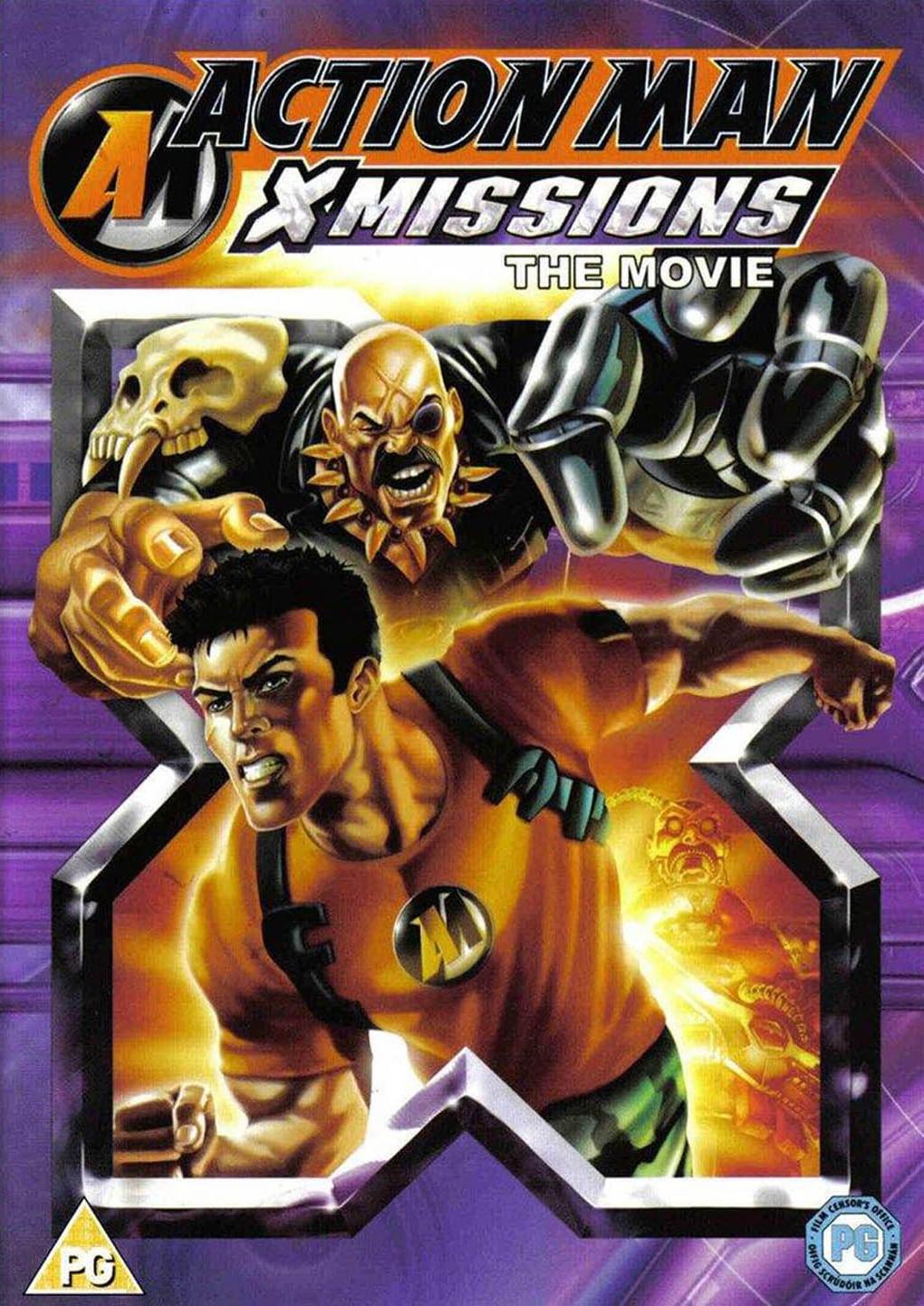 Action Man - X-Missions der Film
