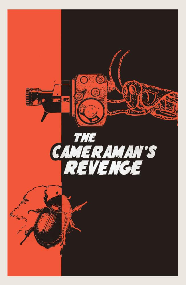 La venganza del cámara de cine