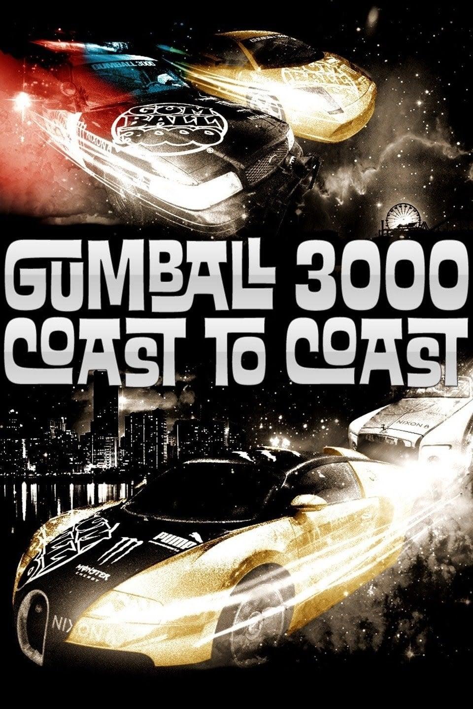 Gumball 3000 - Coast to Coast
