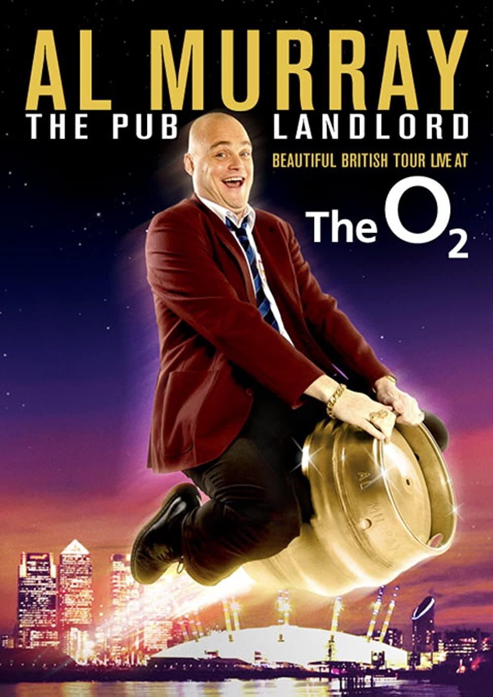 Al Murray, The Pub Landlord - Beautiful British Tour