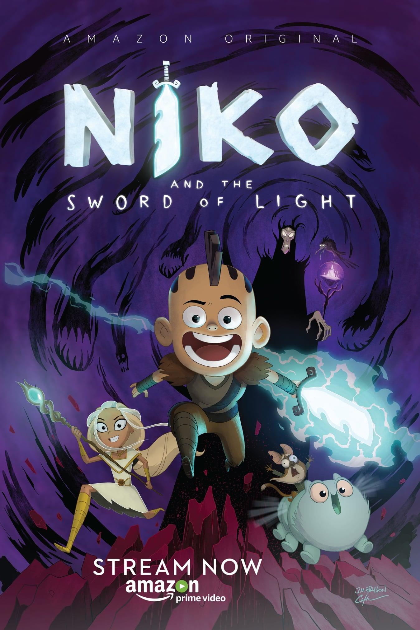Niko e a Espada da Luz