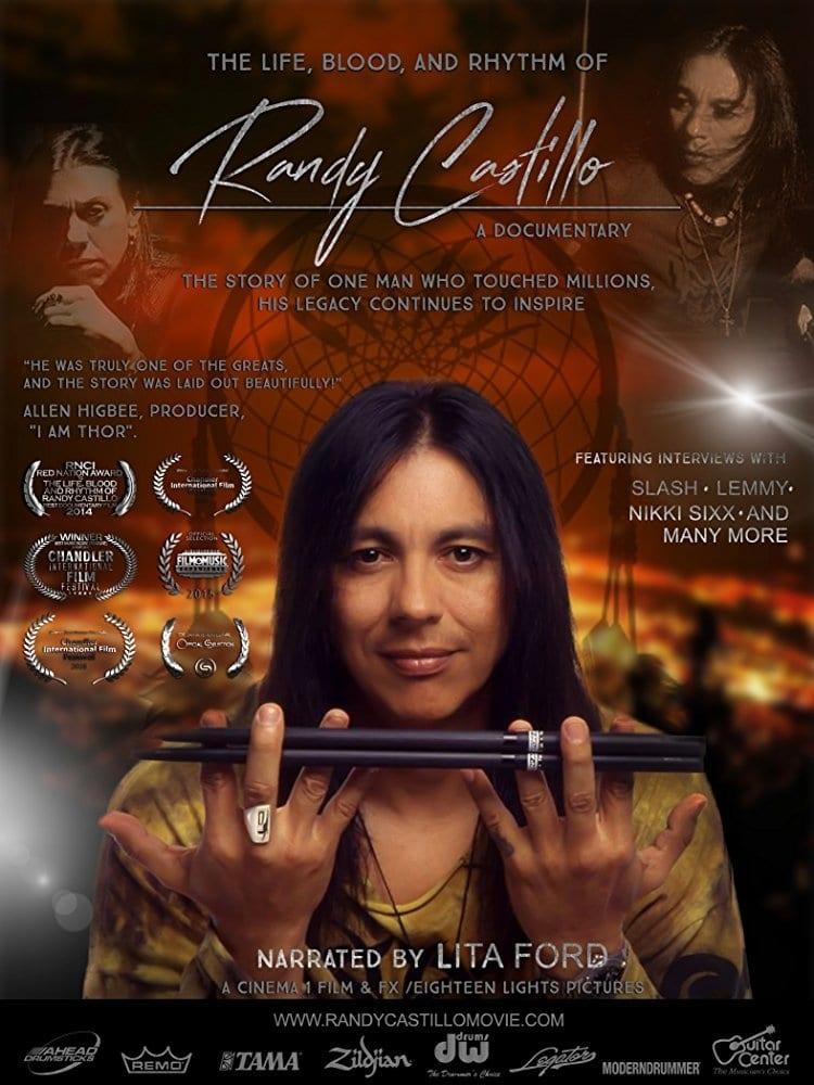 The Life, Blood and Rhythm of Randy Castillo