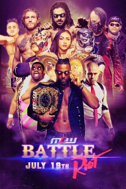 MLW Battle Riot