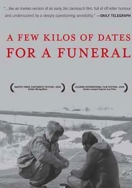Quelques kilos de dattes pour un enterrement