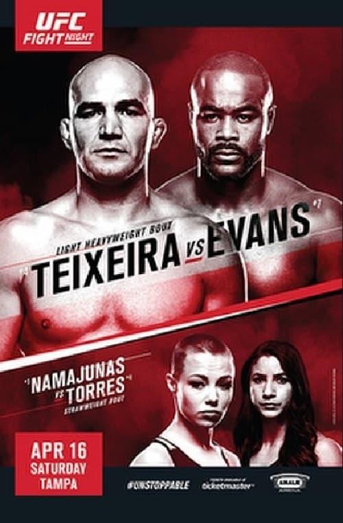 UFC on Fox 19: Teixeira vs. Evans
