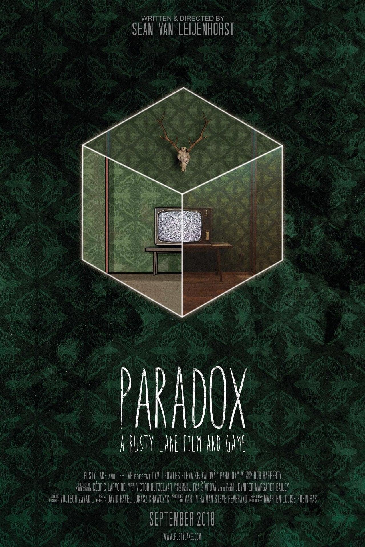 Paradox: A Rusty Lake Film