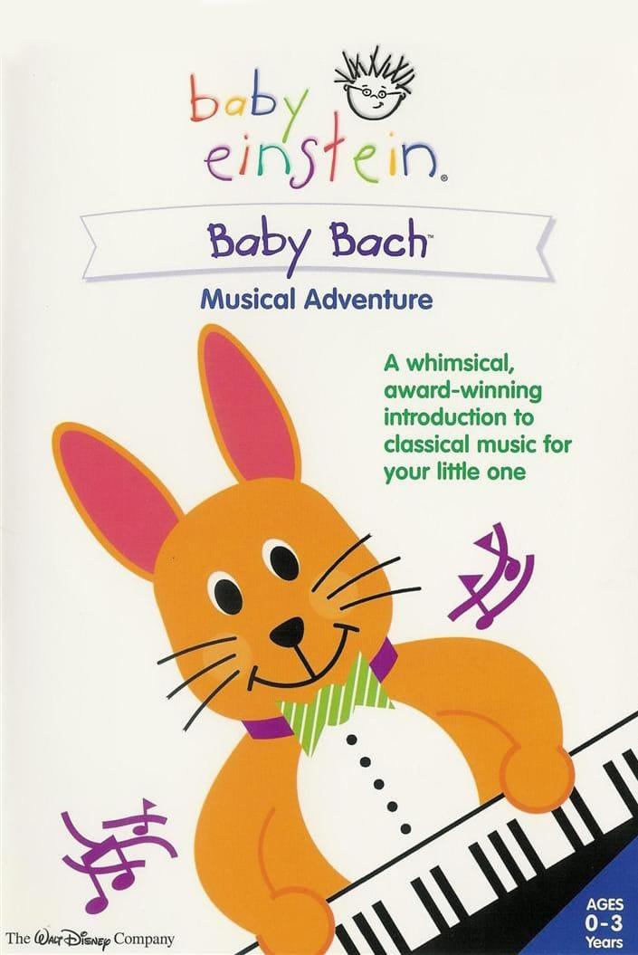 Baby Einstein: Baby Bach - Aventura Musical