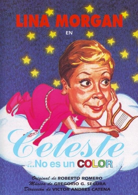 Celeste... no es un color