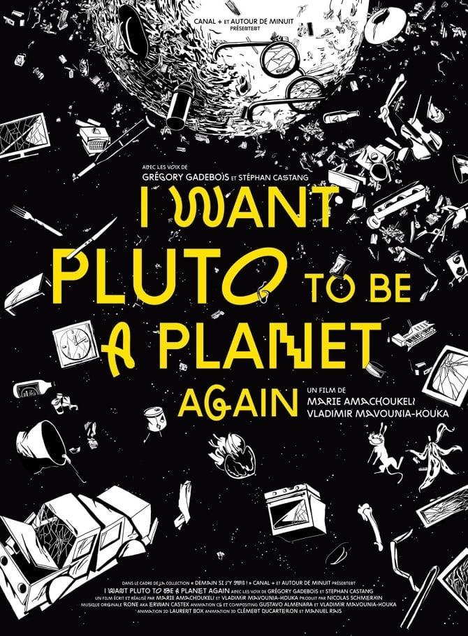 Quiero que Plutón vuelva a ser un planeta
