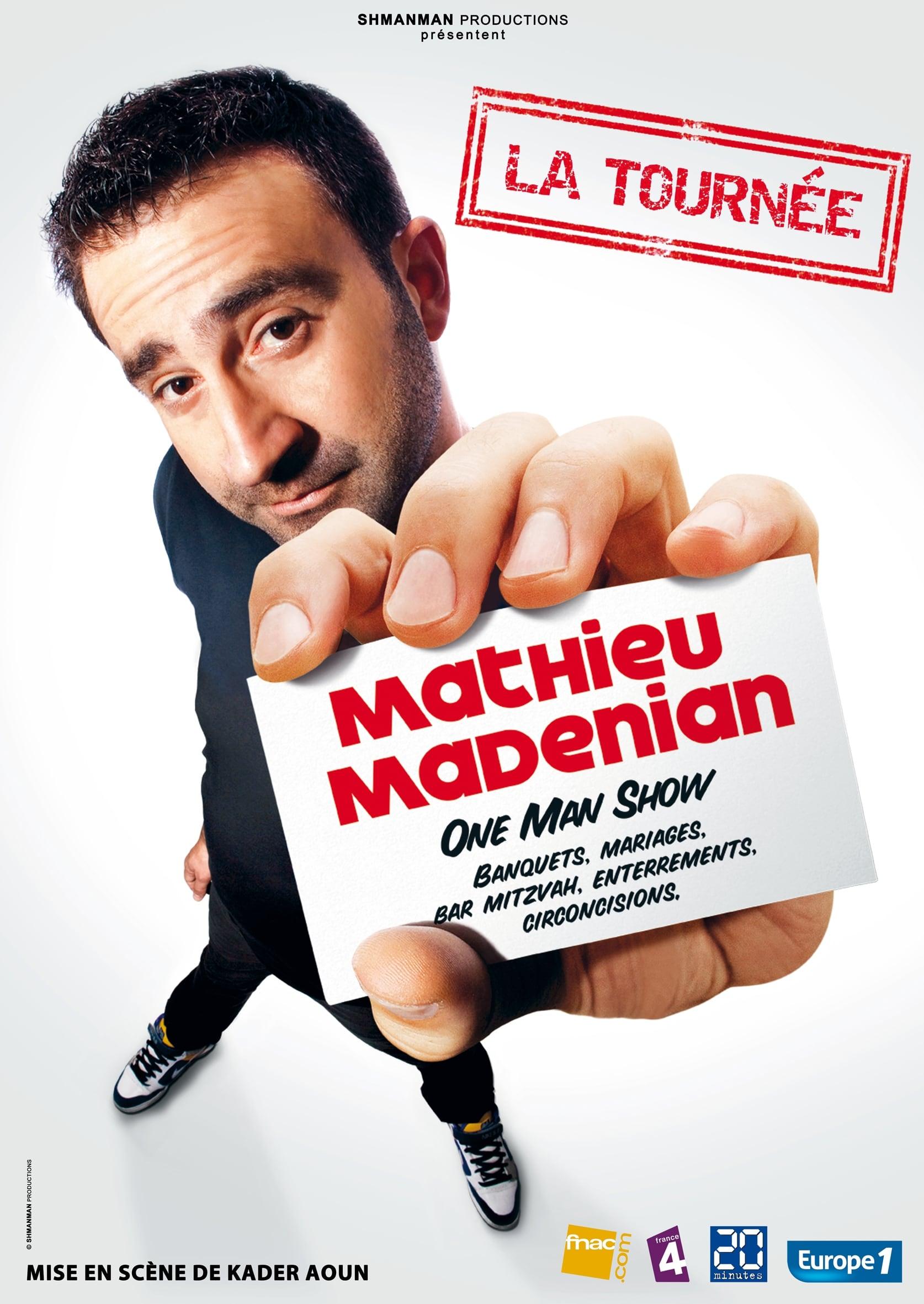 Mathieu Madénian - One Man Show