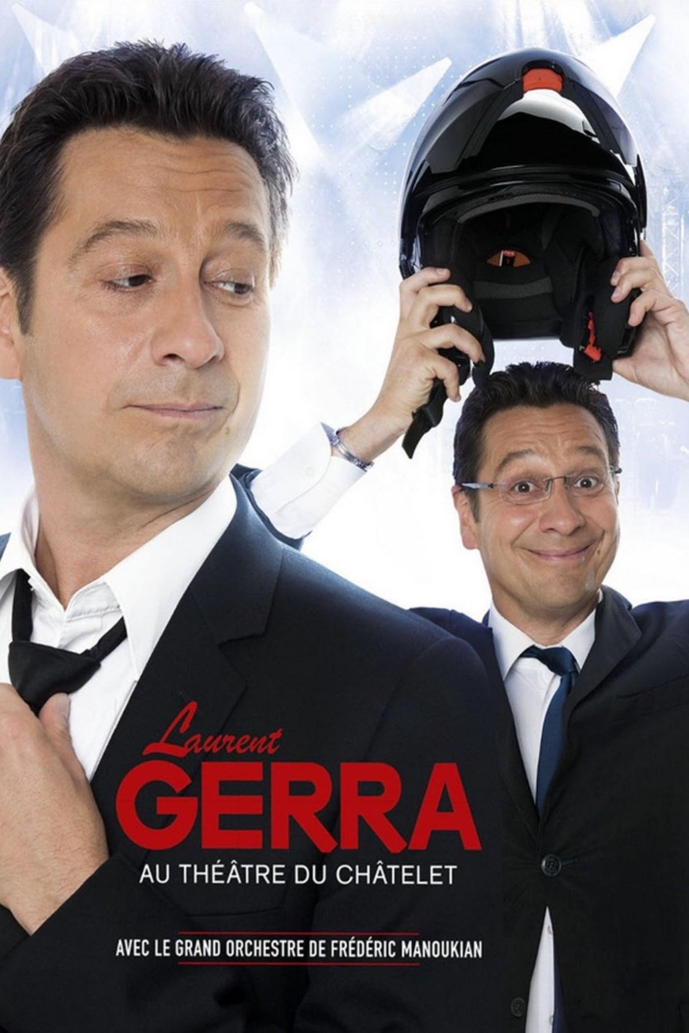 Laurent Gerra au Théâtre du Châtelet