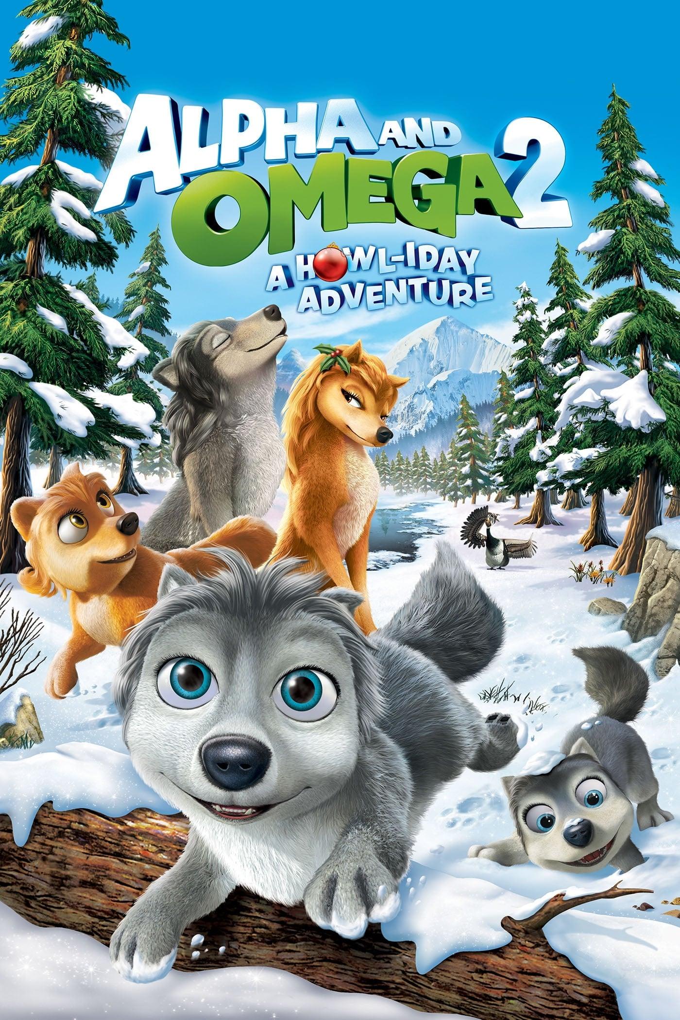 Alpha y Omega 2: una Navidad de aupa