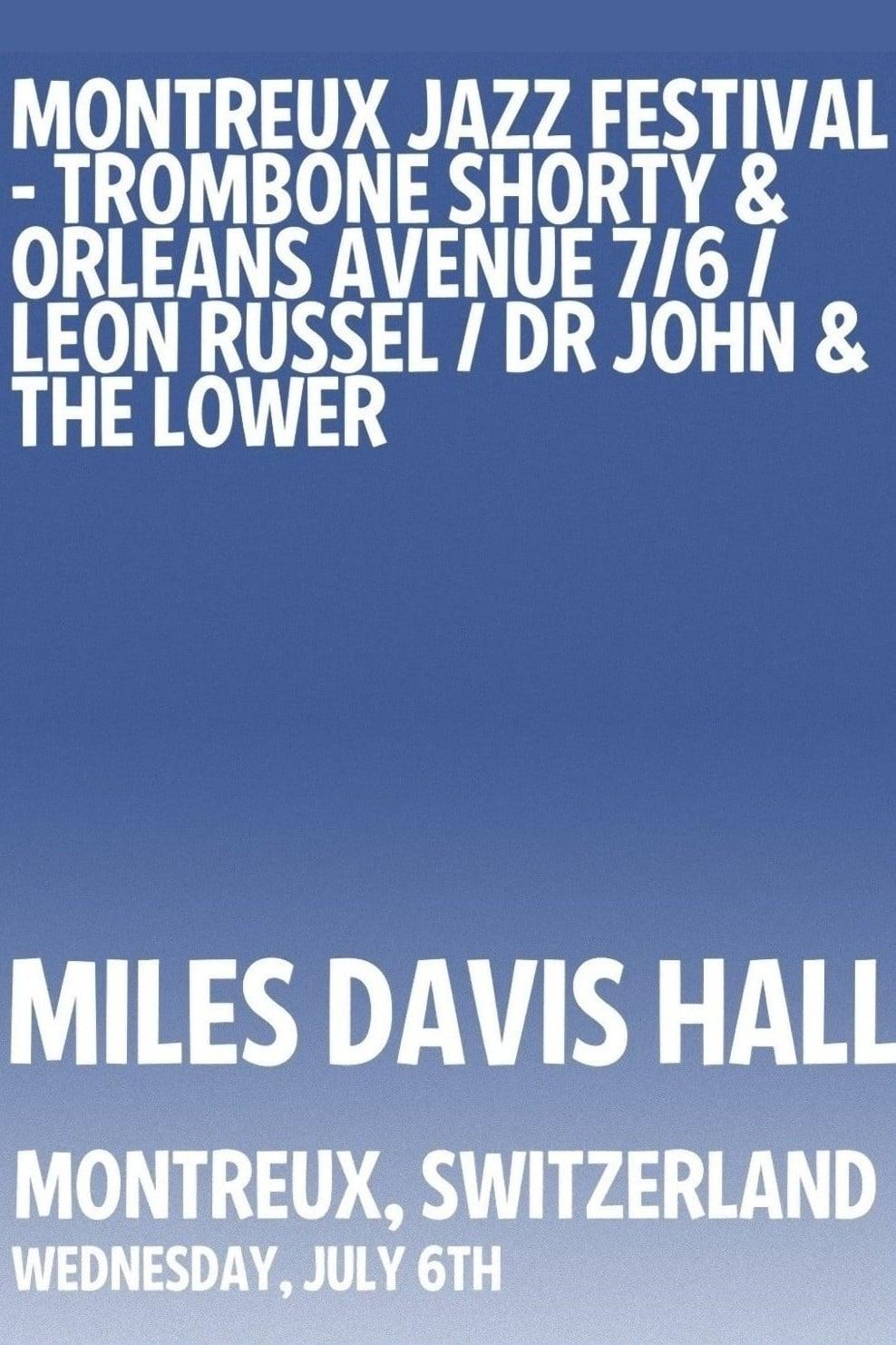 Dr. John & The Lower 911 - Montreux Jazz Festival