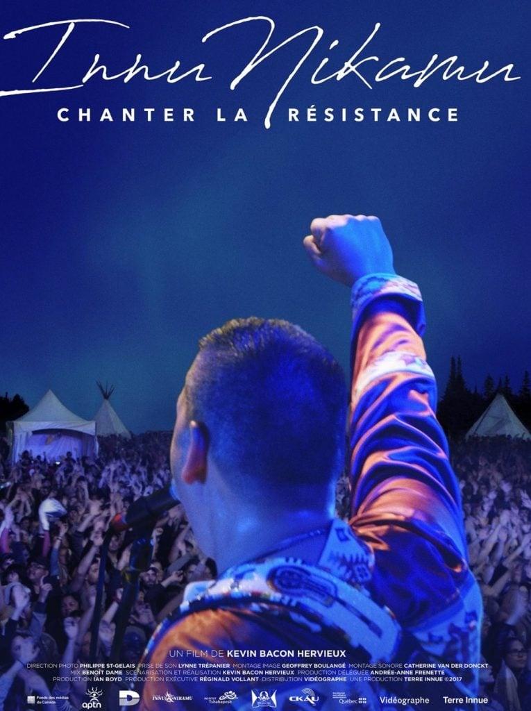 Innu Nikamu: Chanter la résistance