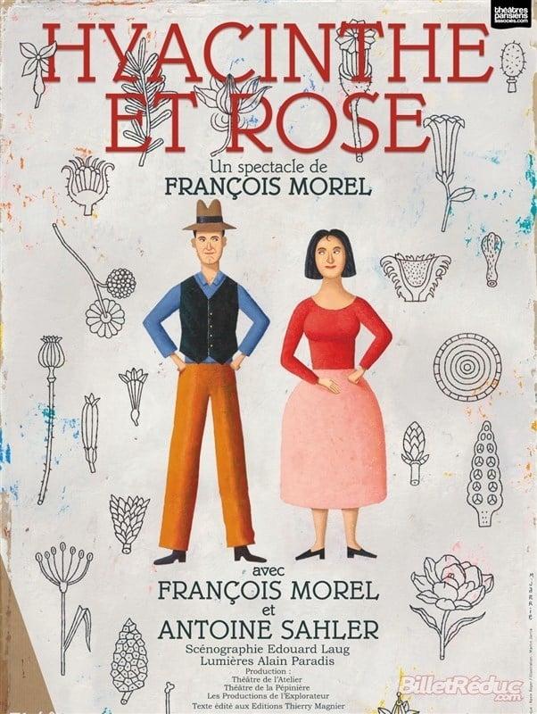 François Morel - Hyacinthe et Rose