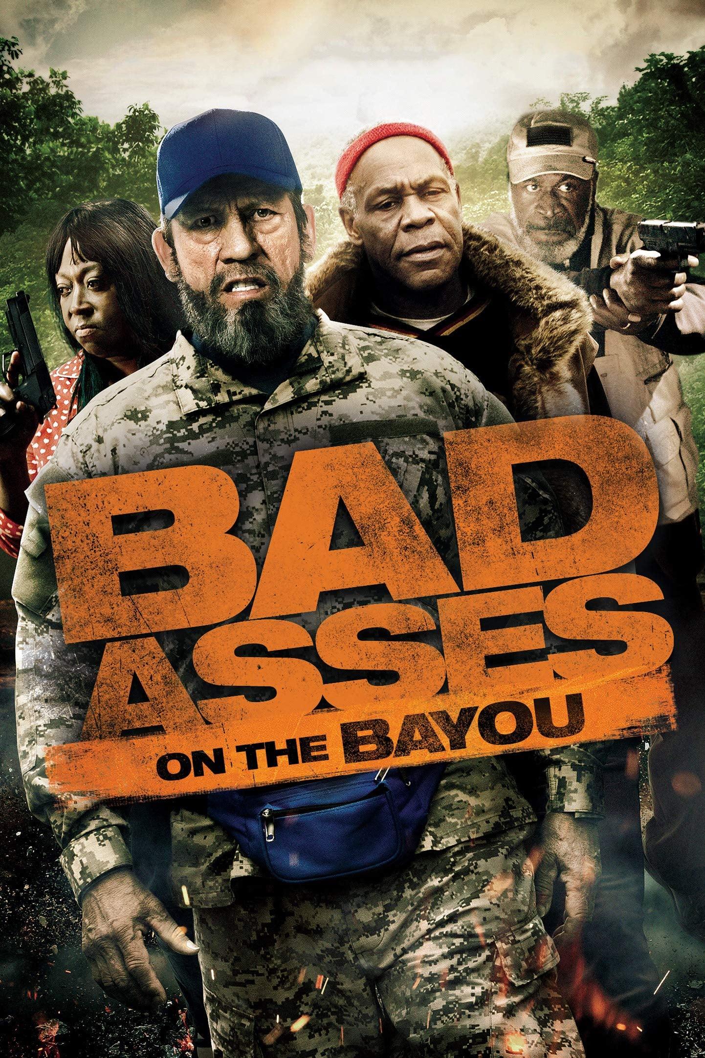 Bad Ass 3 Dois Durões em Bayou
