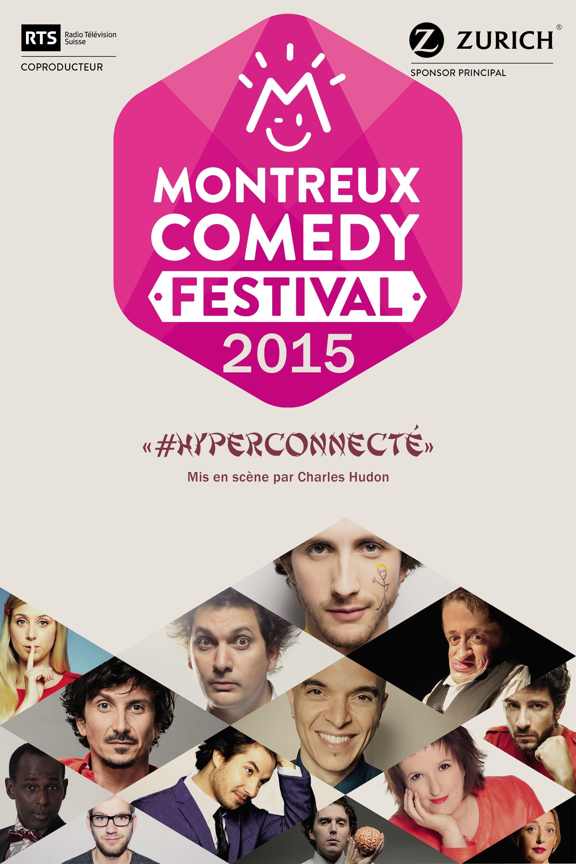 Montreux Comedy Festival - #hyperconnecté