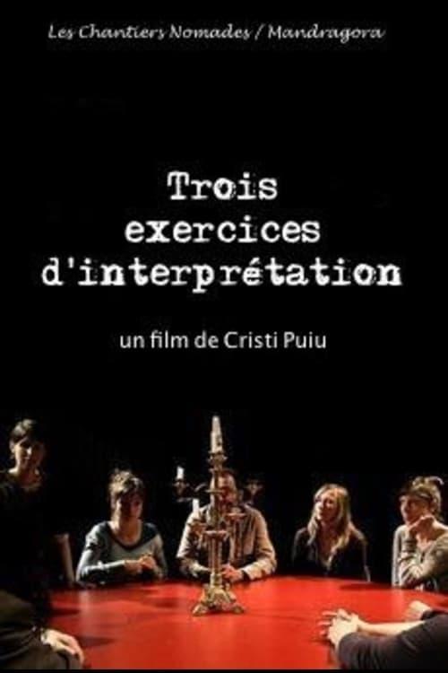 Three Interpretation Exercises