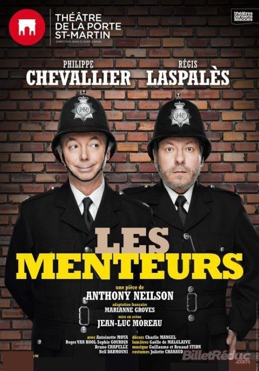 Chevallier et Laspalès - Les menteurs
