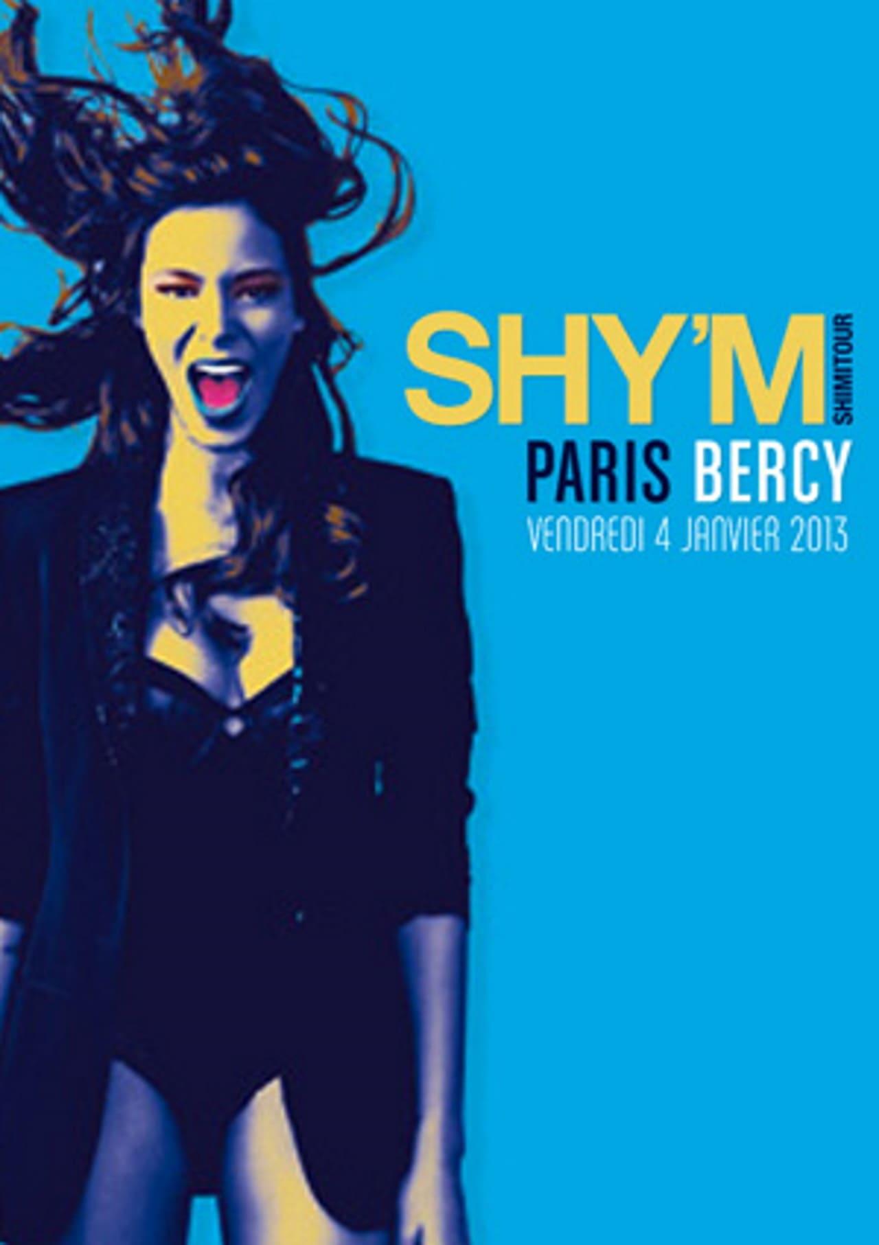Shy'm - Shimitour Paris Bercy