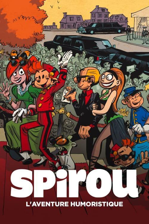 Spirou, l'aventure humoristique