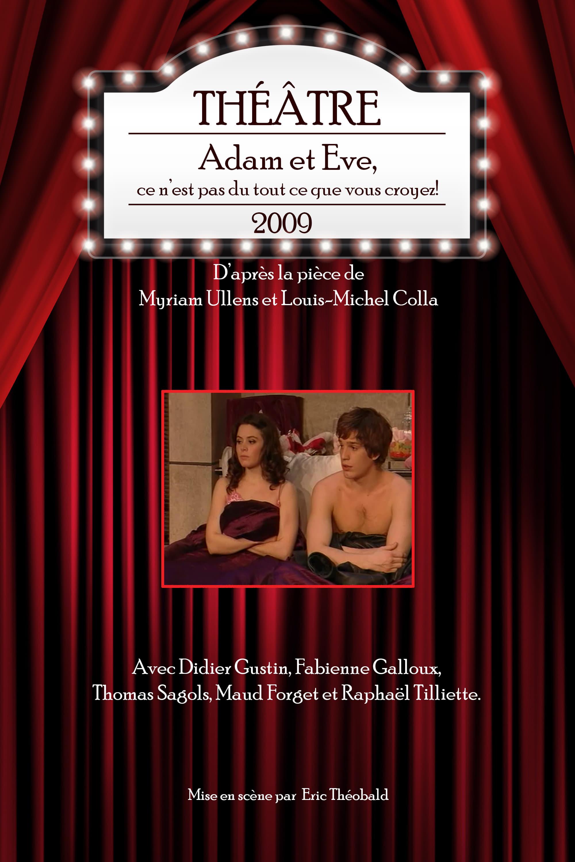 Adam et Eve, ce n'est pas du tout ce que vous croyez!
