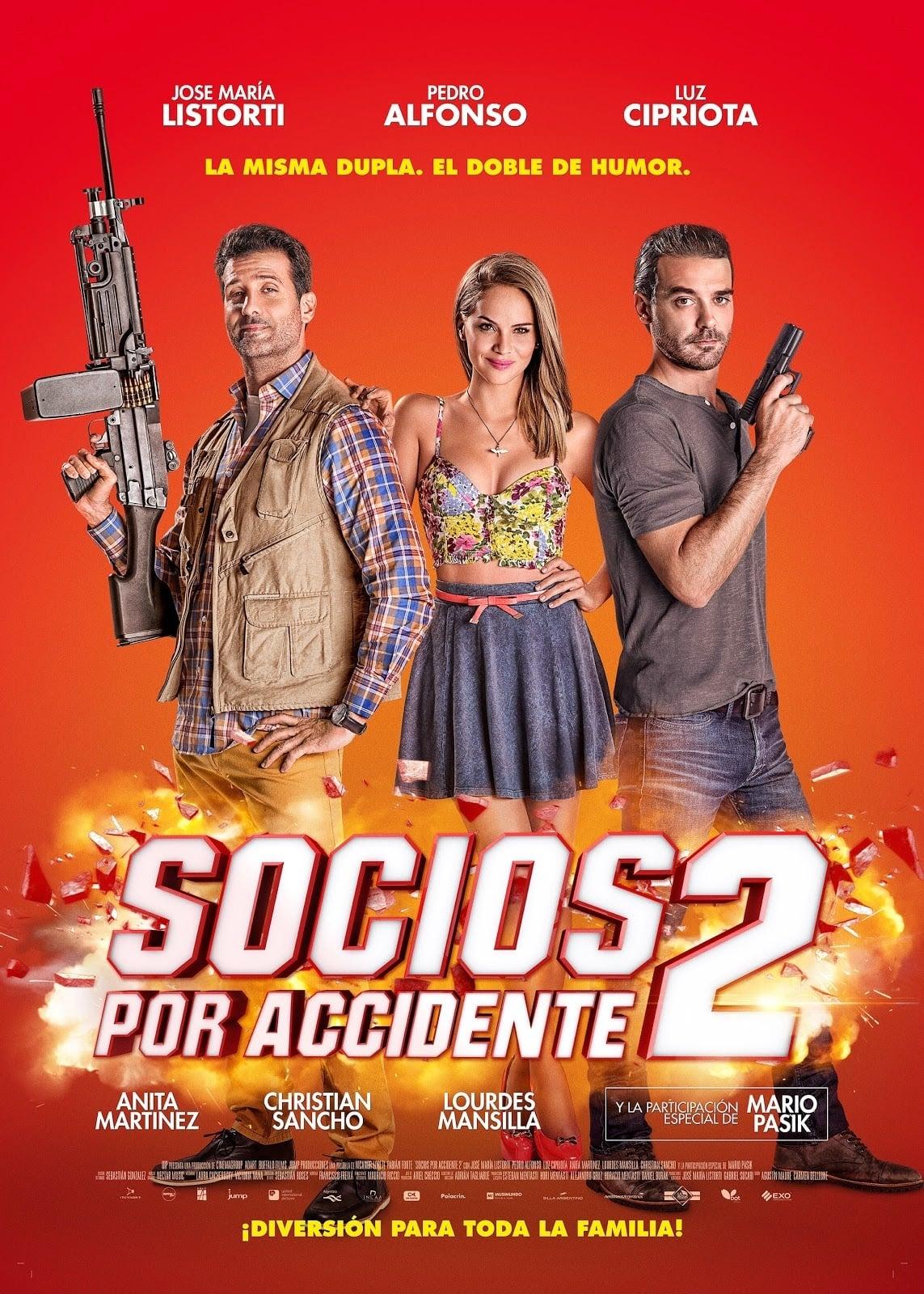 Socios por accidente 2