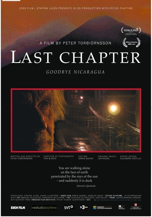 Último capítulo - Adiós Nicaragua