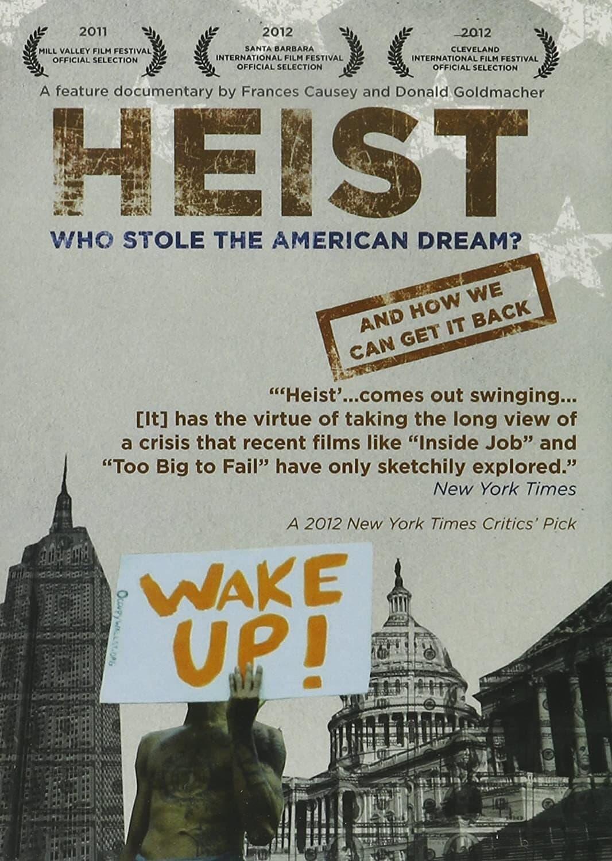 Ladrones del sueño americano