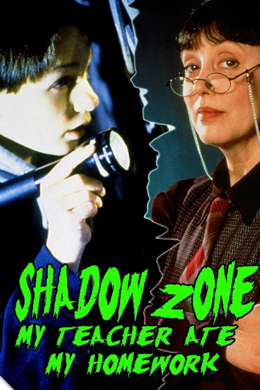 Shadow Zone: My Teacher Ate My Homework