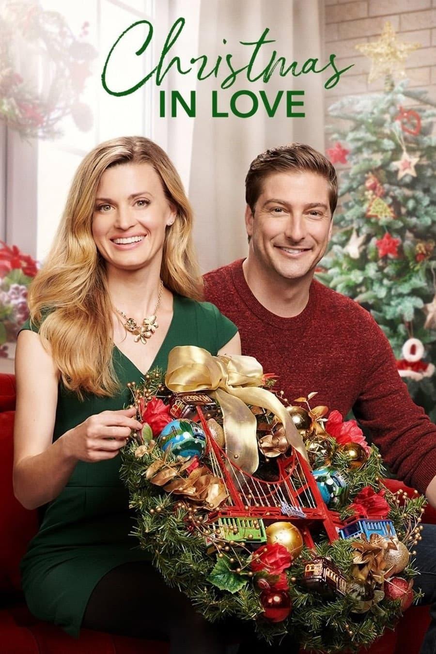 Noël, couronnes et pâtisseries