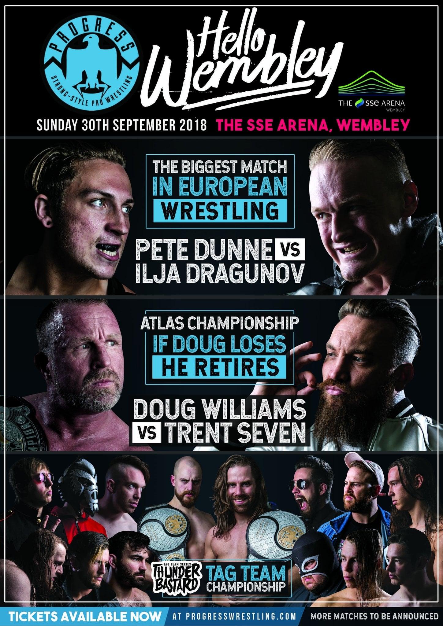 PROGRESS Chapter 76: Hello Wembley