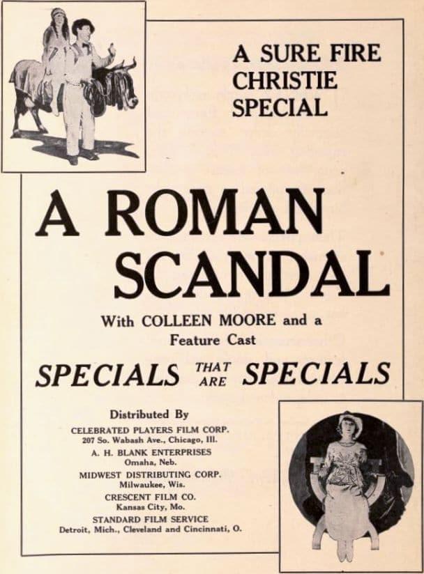 A Roman Scandal