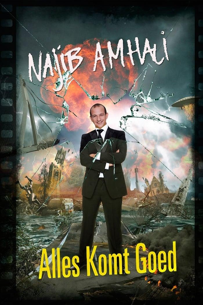 Najib Amhali: Alles komt goed
