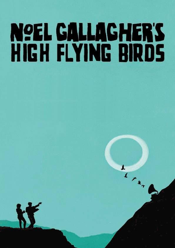 Noel Gallagher's High Flying Birds - Live in Paris 2015