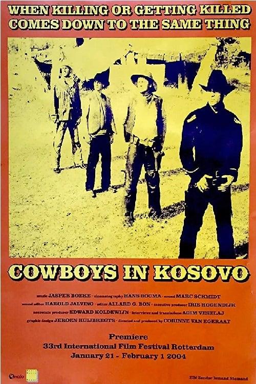 Cowboys in Kosovo