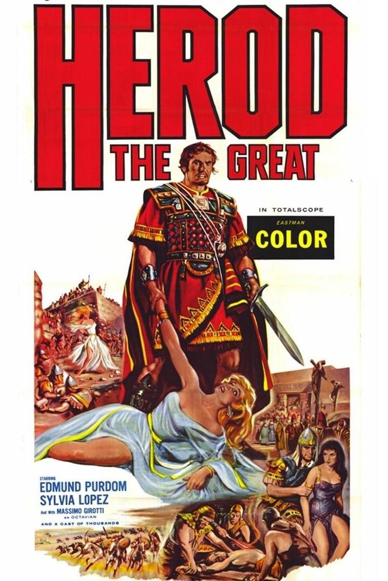 El rey cruel (Herodes, el rey cruel)