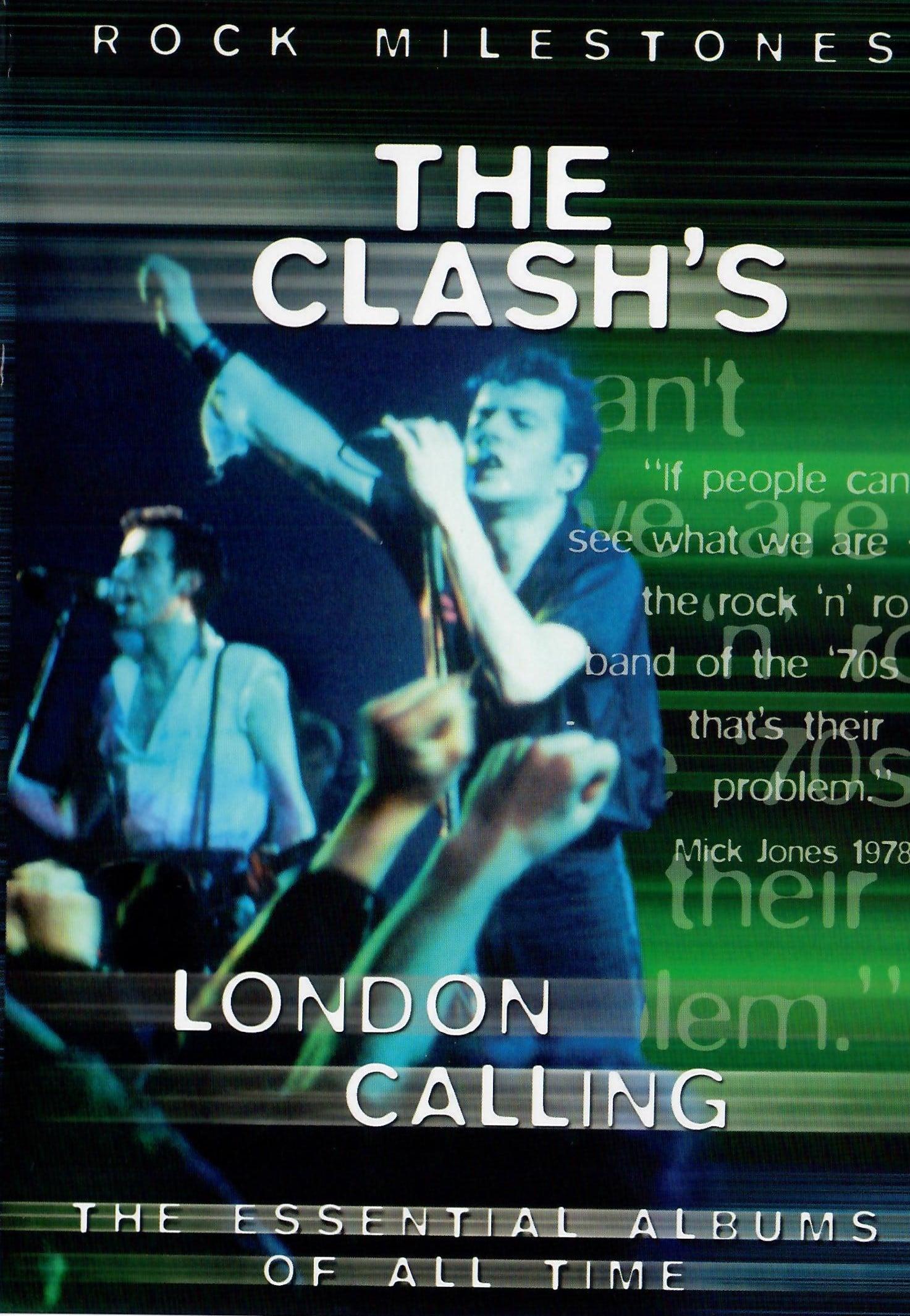 Rock Milestones - The Clash´s London Calling