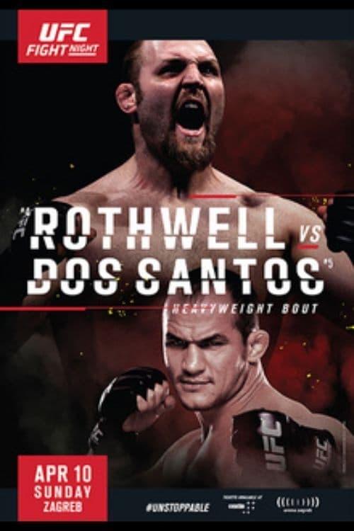 UFC Fight Night 86: Rothwell vs. Dos Santos