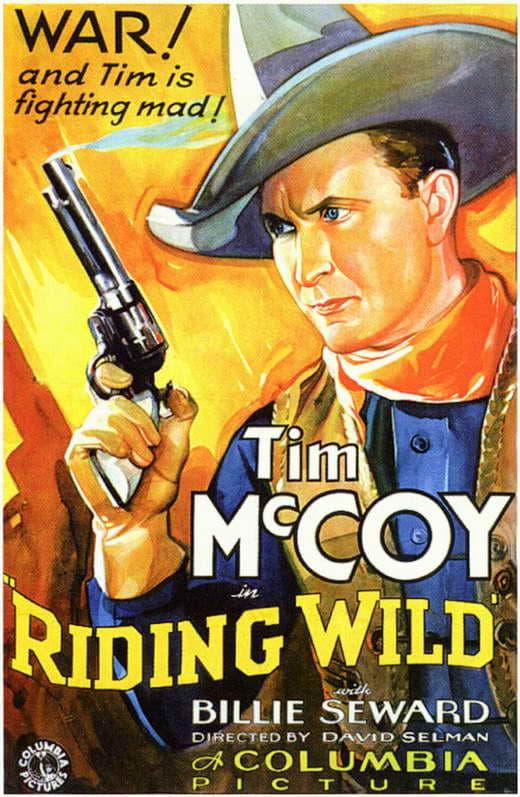 Riding Wild